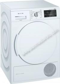 Secadora Siemens WT47W461ES 8 Kg Blanca A
