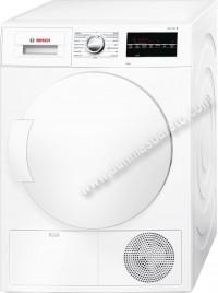 Secadora Bosch WTG84260EE 8kg Blanca