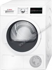Secadora Bosch WTG86260EE 8kg Blanca