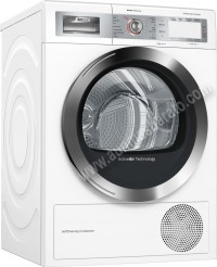 Secadora Bosch WTY88809ES 9Kg Blanca A