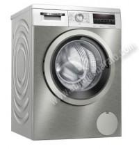 Lavadora Bosch WUU28T6XES 8Kg 1400rpm Inox A