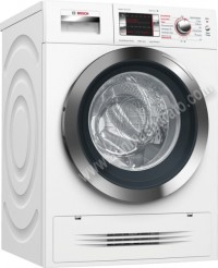 Lavadora con funcion secado Bosch WVH28471EP 7kg 1400rpm Blanco