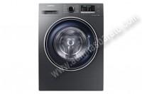 Lavadora Samsung WW80J5555FX Inox EcoBubble 8kg 1400 rpm