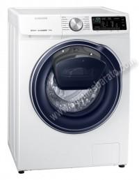 Lavadora Samsung WW80M645OPW 8Kg 1400rpm Blanca A