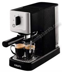 Cafetera espresso KRUPS Calvi Meca XP344010 Negro y gris
