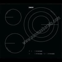 Vitroceramica induccion Zanussi ZIT6375CB 3 zonas 60cm